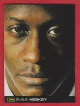 England Emile Heskey Leicester City
